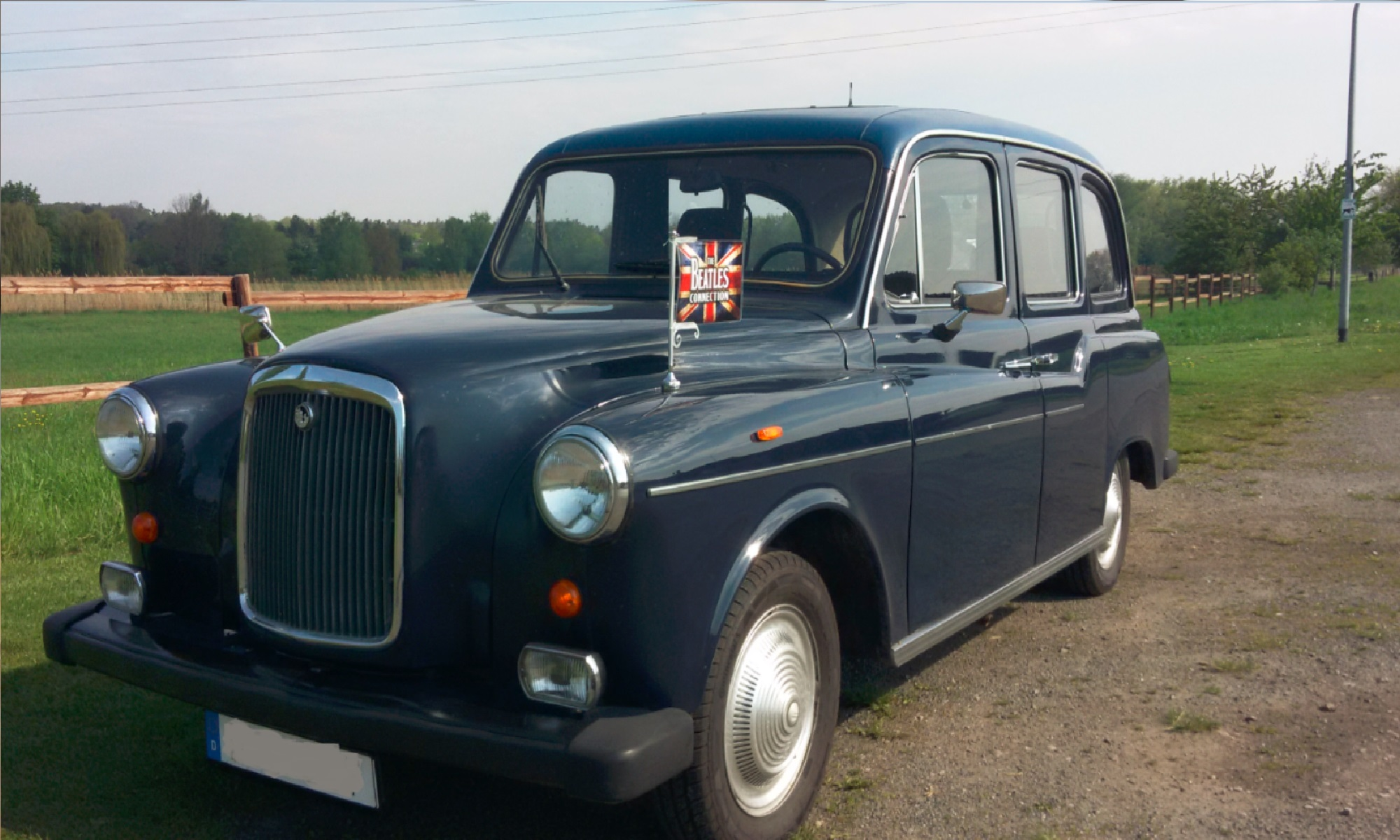 London Taxi - FX4 - Fairway - LTI